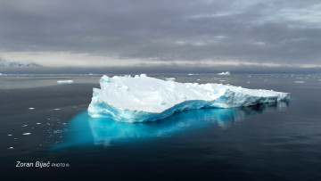 Deep Blue, Antarctica