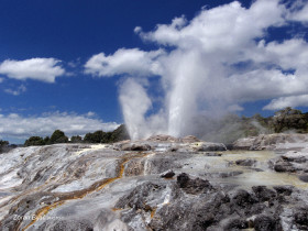 Rotorua, North Island, New Zealand