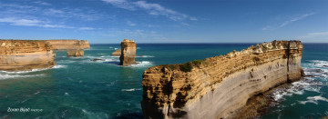 The Razorback, Port Campbell, Victoria, Australia