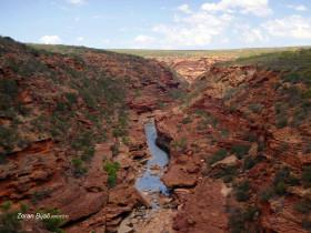 Z Bend, Kalbarri, Western Australia, Australia
