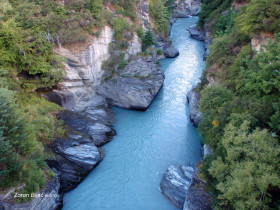 Shotover River Canyon, South Island, New Zealand
