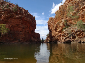West MacDonnell Ranges, Northern Territory, Australia