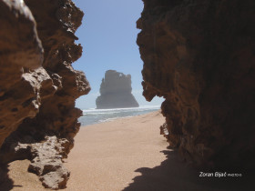One Of Remaining Apostles, The Twelve Apostles, Victoria, Australia