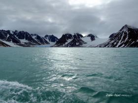 Magdalenefjord, Spitzbergen, Svalbard, Norway
