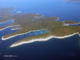 Paklinski Islands, Dalmatia, Croatia