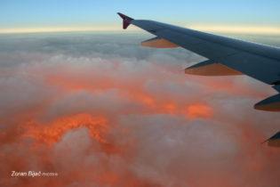 Fire? Volcano? Sandstorm?, Or...?, Somewhere Over Iraq's Iranian Border