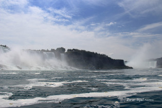 Niagara Falls, Ontario-Canada/New York-USA