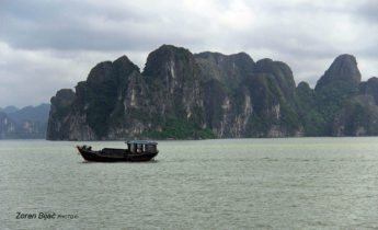 Halong Bay, One of 7 Natural Wanders of the World, Vietnam