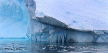 Amazing Unique Shapes of Icebergs, Antarctica