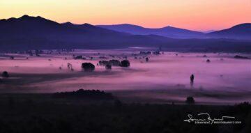 Mystical Sunrise, Croatia