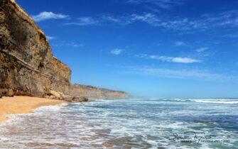 Steep Cliffs, Victoria, Australia