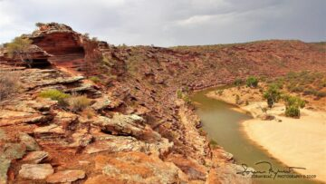 Beautiful Gorges of Western Australia, Australia